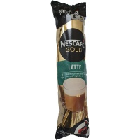 Nescafe & Go Latte (Sleeve of 8) (12 Units)