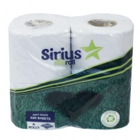 Eco Toilet Roll 2 Ply 320 Sheets (36 Units)