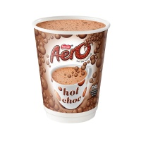 Nescafe & Go Aero Hot Chocolate Cups (Sleeve of 8) (12 Units)