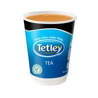 Nescafe & Go Tetley Tea Cups (Sleeve of 16) (12 Units)