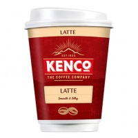 Kenco 2 Go Latte (Sleeves of 8) (20 Units)