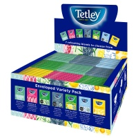 Tetley String & Tagged Variety Pack 90's (1 Units)