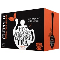 Clipper Fairtrade Everyday One Cup 1100 Tea bags (1 Units)