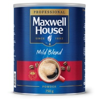 Maxwell House Powder 750g Red (1 Units)