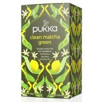 Pukka Tea Clean Matcha Green Envelopes 20's (1 Units)