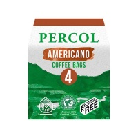 Percol Americano Coffee Bags 8g Pack 10s (1 Units)