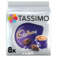 Tassimo Cadbury Chocolate 16's (1 Units)