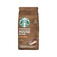 Starbucks Medium House Blend Ground Filter Coffee 200g (1 Units)