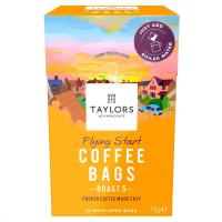 Taylors of Harrogate Flying Start Coffee Bags Pack 10s (1 Units)