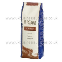 Le Royal Granulated Chocolate 1kg (Blue Bag) (1 Units)