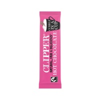 Clipper Fairtrade Hot Chocolate Sticks 100x28g (1 Units)