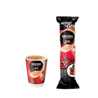 Nescafe & Go Nescafe 3in1 (Sleeve of 8's) (12 Units)