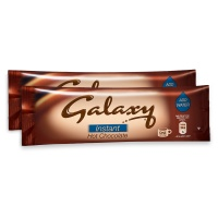 Galaxy Instant Hot Chocolate Sachets 100's (1 Units)